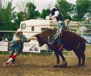 rodeoclownbull