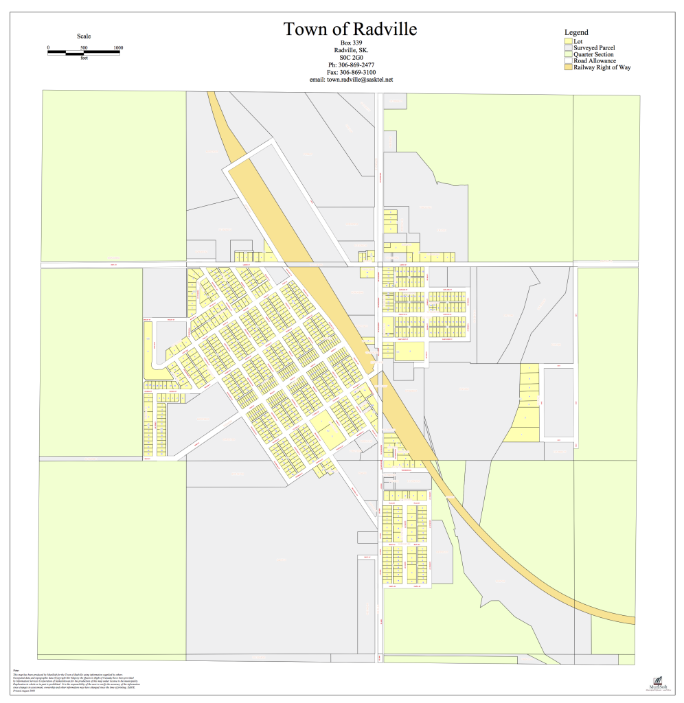 Town-of-Radville-Map